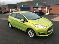2009 FORD FIESTA 1.4 ZETEC 5DR FACELIFTED