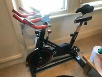 Kettler company Exsercise Bike like Brand new just hardly use only one month