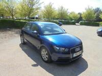 Audi A1 SPORTBACK TDI SE 2012 (blue) 2012