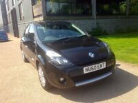2010 Renault Clio Dynamique 1.5dci TomTom Just passed M.O.T £3200 O.N.O