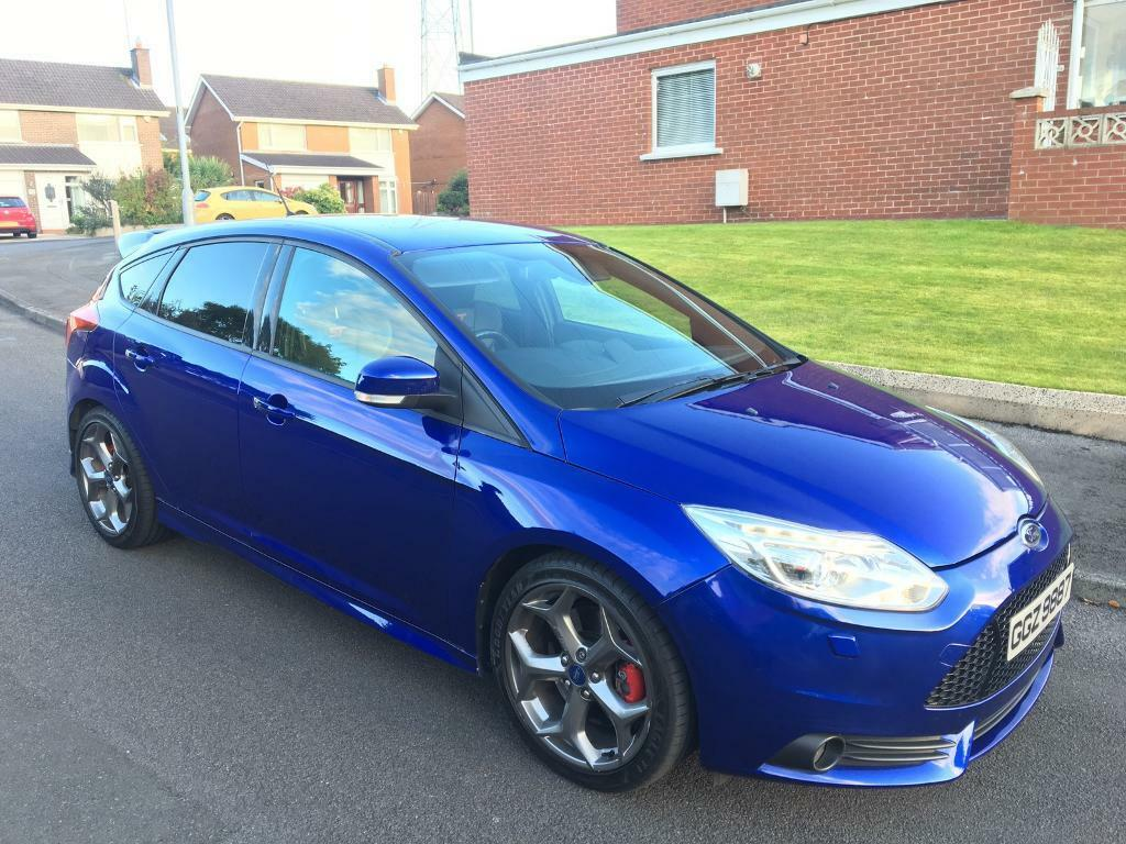 2013 Ford Focus ST 3 40k High Spec PX welcome type rm3 evo Honda bmw audi