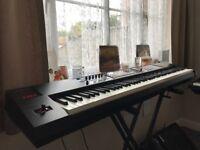 Roland FA08, 88 note