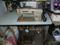 Brother NEEDLE FEED INDUSTRIAL Sewing machine Model Ideal machine for Leather, Canvas, Denim, Sail