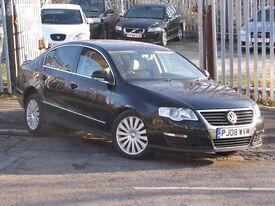 2008 Volkswagen Passat 2.0 TDI CR Highline 4dr **DIESEL**