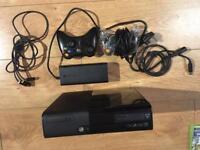 Xbox 360 250gb Black Bundle