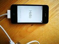 I-Phone 4S in Black
