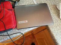 """Packard Bell laptop (10"""" touch screen)"""