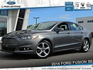 2014 Ford Fusion **SE*AUTOMATIQUE*ECOBOOST*CRUISE*CAMERA**A/C**