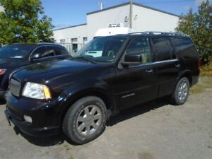 2006 Lincoln Navigator Ultimate