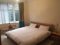 Flat share double room available