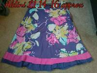 Ladies skirt size 14-16 approx