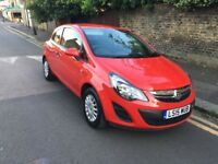 2015 Vauxhall Corsa 3 Doors 1.2 Petrol Manual- Full Service History Bluetooth-NOT Polo, Micra, Yaris