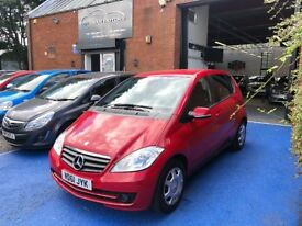 MERCEDES 1.5 A160 CLAASIC, AUTOMATIC, 2011, 50100 MILES SERVICE HISTORY, 1 OWNER, MOT 05/2019