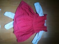 Baby girl clothes 0-6 months, next, m & s, john lewis, nutmeg and various others.