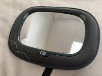 Baby rear view car mirror