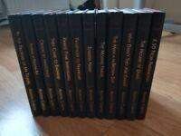 12x Agatha Christie novels! Very good condition!