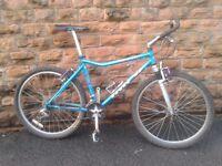 RARE HARO VECTOR V4 Light Weight Alloy Classic Retro Mountain Bike