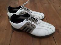 Adidas golf shoes size 9.5