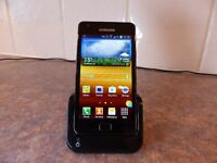 Samsung Galaxy S2 Smartphone 24Gb Noble Black.