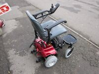 Power Wheelchair with New Batteries & Charger