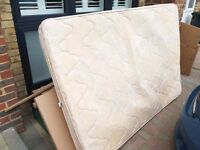 Double mattress - used, in good condition