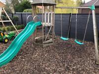 TP Toys Castlewood climbing frame