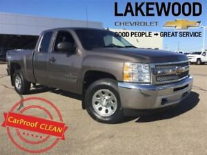 2012 Chevrolet Silverado 1500 LS 4WD Ext (Bluetooth, Powered Opt