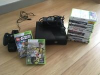 Xbox 360 4GB includes games controller and venom docking station
