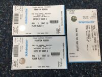 2 Carl Frampton tickets Nov 18th - £130 each