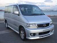 Mazda Bongo Friendee - Imported for campervan conversion