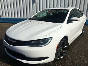 2015 Chrysler 200 S *SUNROOF-NAVIGATION* Kitchener / Waterloo Kitchener Area image 8