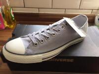 Converse Size 10 Brand New In Box