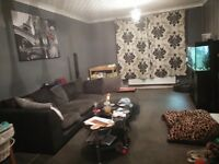 3 bed council house