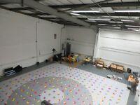Warehouse E3 London: Creative Space , Photography & Film, Rehearsal Space, Dance Studio, Fashion