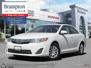 2014 Toyota Camry LE | 1 OWNER | BLUETOOTH | CD | CLOTH SEATS |