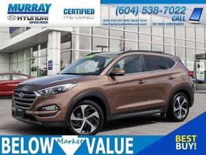 2016 Hyundai Tucson Ultimate**NAVI**BLUETOOTH**REAR CAMERA**