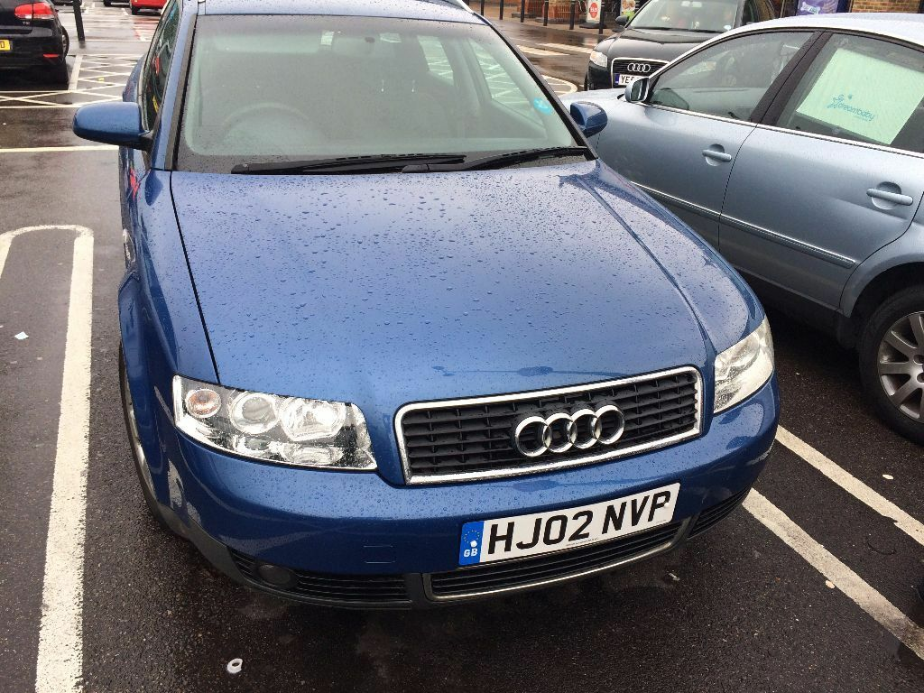 audi a4 estate 1 9 tdi blue in eastbourne east sussex gumtree. Black Bedroom Furniture Sets. Home Design Ideas