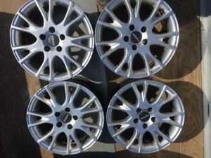4 mags rssw 16 pouces 5x108