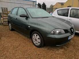 Seat Ibiza 1.4S 5 Door - 1 Owner - Low Miles