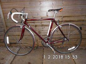 Peugeot carbolite 103 Racing Bicycle