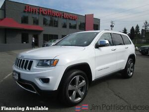 2015 Jeep Grand Cherokee Limited, local/no accidents