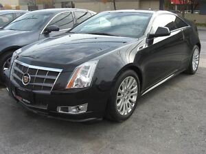 2011 Cadillac CTS 4 AWD Coupe Premium