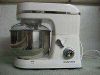 Morphy Richard Stand Mixer in White