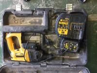 Dewalt sds cordless spares or repair