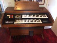 Galanti F2 Electric Organ & Stool - Great Condition
