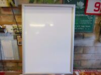 A3 POSTER FRAME FLIPOPEN IN ALLUMINIUM NEW AND BOXED