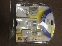 Security alarm - Friedland Mini Alarms MA8 Alarm With Remote - new/ unused