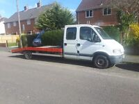 Renault Master recovery spare of repare