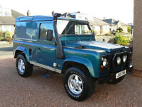 1998 (R) Land Rover Defender 90 County 300 TDI