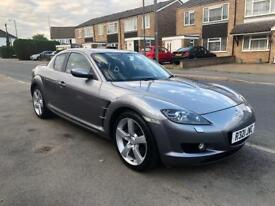 RX8 2004, Full Service History, Only 37k on clock